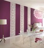 Marshalls Wallcoverings Purple Non Woven Fabric Solid Wallpaper