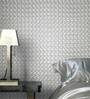 Marshalls Wallcoverings Silver Paper Backing Wallpaper