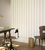Marshalls Wallcoverings Beige Non Woven Fabric Stripes Wallpaper