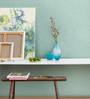 Marshalls Wallcoverings White & Green Non Woven Paper Wallpaper