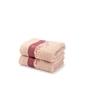 Maspar Red 100% Cotton 16 x 28 Hand Towel