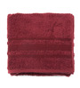 Maspar Red Cotton Hand Towel