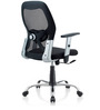 Matrix Ergonomic Chair in Black Colour by Oblique