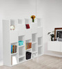 McChickie Book Shelf in White Colour by Mollycoddle