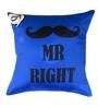 Me Sleep Red Satin 12 x 12 Inch Cushion Cover