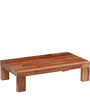 Oakland Solid Wood Coffee Table in Provincial Teak Finish by Woodsworth