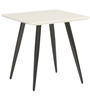 Medley Side Table in Ivory Colour by @home