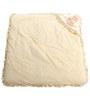 Mee Mee Baby Warm Wrapper cum Blanket with Hood in Cream