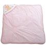 Mee Mee Baby Warm Wrapper cum Blanket with Hood in Pink