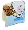 Mee Mee Comfy Baby Blanket in Blue & Yellow