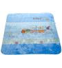 Mee Mee Comfy Baby Blanket in Blue