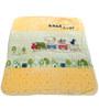 Mee Mee Comfy Baby Blanket in Yellow & Green