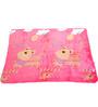 Mee Mee Printed Baby Blanket in Pink