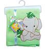 Mee Mee Soft Baby Blanket in Green