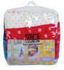 Mee Mee Soft Printed Baby Blanket in Multicolour