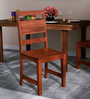 Memphis Dining Chair in Honey Oak Finish by Woodsworth