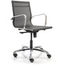 Black Metal Office Chair by FabChair