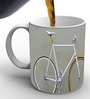Me Sleep Antique Bicycle Ceramic Mugs