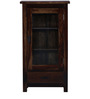 Colville Book Case in Provincial Teak Finish by Woodsworth