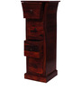 Mexico Chest of Drawers in Honey Oak Finish by Woodsworth