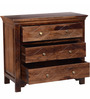 Patrick Chest of Drawers in Provincial Teak Finish by Amberville