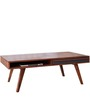 Colville Coffee Table in Provincial Teak Finish by Woodsworth