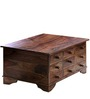 Richmond Coffee Table in Provincial Teak Finish by Woodsworth