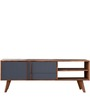 Colville Entertainment Unit in Dual Tone Finish by Woodsworth