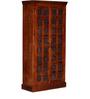 Lansdowne Wardrobe in Honey Oak Finish by Amberville