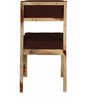 Colville Dining Chair in Natural Finish by Woodsworth