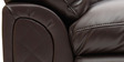 Mirage Three Seater Sofa in Brown Colour by HomeTown