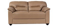 Mirly Two Seater Sofa in Beige Colour by Home City