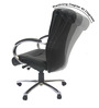 Miami Low Back Office Chair by Chromecraft