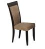 Midland Dining Chair in Dark Finish by StyleSpa