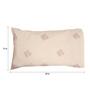 Milano Home Cream Cotton 19 x 30 Pillow Cover