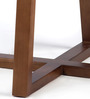 Millport Side Table in Brown Colour by HomeHQ