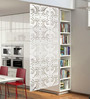 Mineo Room Divider in White by Bohemiana