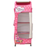 Mini Fabulous Kids Portable Wardrobe in Pink Colour by Disney