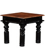 Worcester End Table in Dual Tone Finish by Amberville