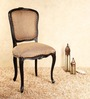 Vaughan Dining Chair in Espresso Walnut Finish by Amberville