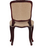 Vaughan Dining Chair in Passion Mahogany Finish by Amberville