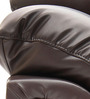 Mirage One Seater Sofa in Brown Colour by HomeTown
