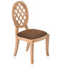 Miraya Dining Chair in Brown Glaze Colour by @home