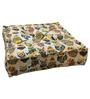 Misona World Floor Cushion in Multicolour