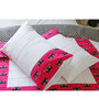 Miss T Cushion Set in Multicolour by Kids Clan