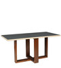 Mississippi Black Top Coffee Table by Inscape Design