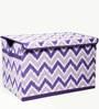 MixNMatch Purple Storage Toy Chest
