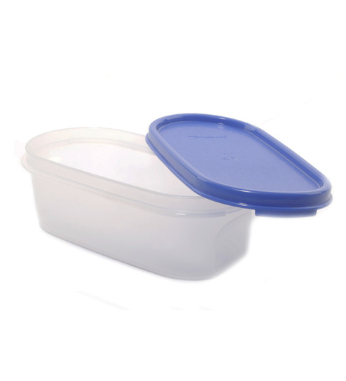 Buy tupperware modular mate oval 500 ml airtight container for Decor 500ml container