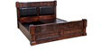 Mondo Solidwood Storage King Bed by HomeTown