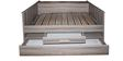 Montana Combined Low Bed in Grey Oak Finish by Gami